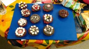 team 1 cakes